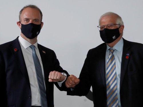 Britain to grant EU ambassador full diplomatic status after protracted row