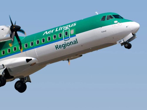 Passengers stranded after Stobart Air collapses
