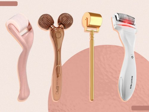 8 best derma rollers that rejuvenate skin and boost hair growth