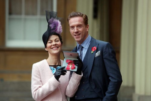 Helen McCrory and Damian Lewis's sweetest moments as he pays tribute to late wife