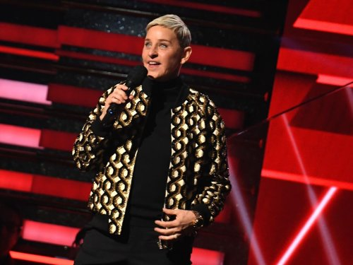Tearful Ellen explains plan to cancel show as ex-producer says viewers felt 'duped'