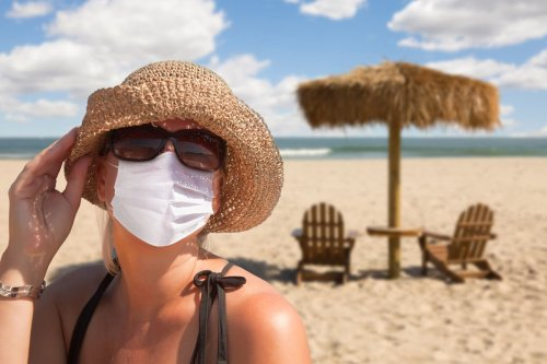 Brits told to wear face masks on beaches in Portugal or risk €100 fine