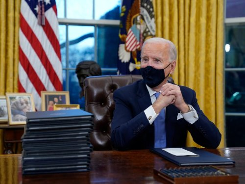 Every climate action President Biden has taken in his first week