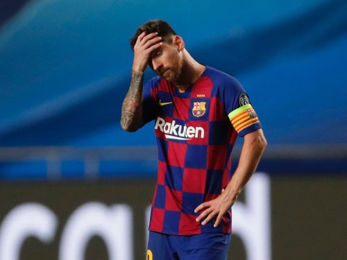 Barcelona confirm Lionel Messi's exit after contract talks break down