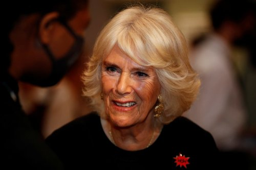 Duchess of Cornwall calls for action to end violence against women