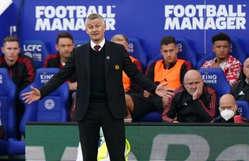 The numbers behind Manchester United's stuttering start