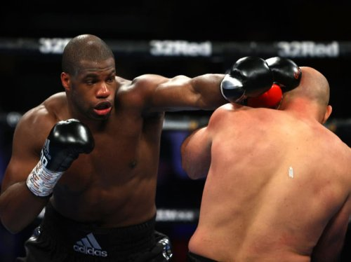 Redemption and Olympic dreams on famous night for Dubois family