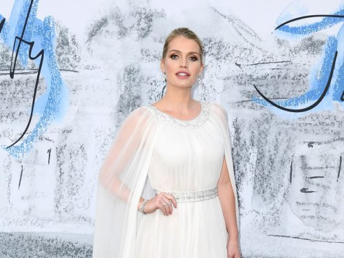 Princess Diana's niece Lady Kitty Spencer marries Michael Lewis