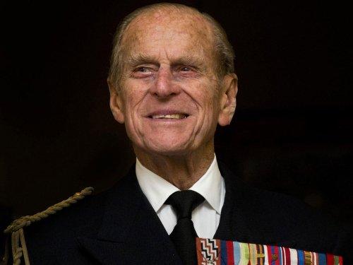 Royals recount Prince Philip's sense of humour