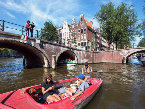 15 hotels that will make you book a trip to Amsterdam immediately