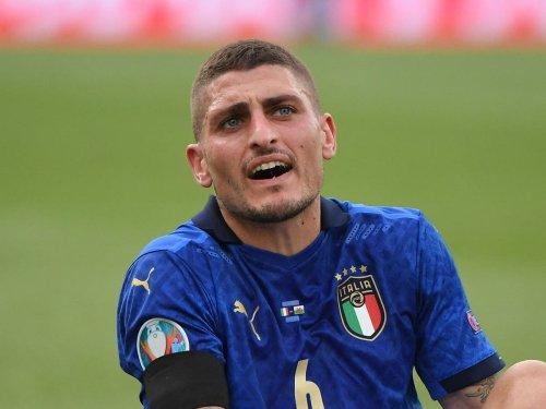 Ball magnet Marco Verratti's majestic return boosts Italy's Euro 2020 chances