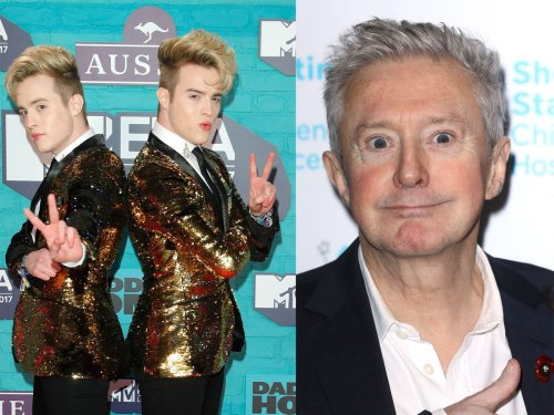 Jedward condemn 'cold-hearted, two-faced b***h' Louis Walsh in Twitter spat