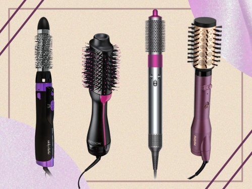 Hot to trot: The best hot hair brushes for styling, volumising and straightening
