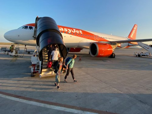 Nightmare start to Corfu holiday with multiple diversions and abandoned landings