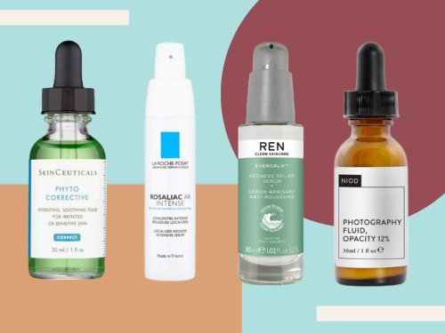 Tackle redness-prone skin with our pick of tried and tested products