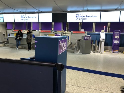 Manchester Airport terminal evacuated after reports of 'suspicious package'