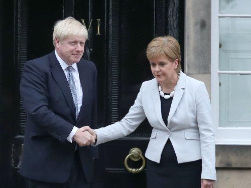 Boris Johnson snubs Nicola Sturgeon invite to meet during Scotland trip