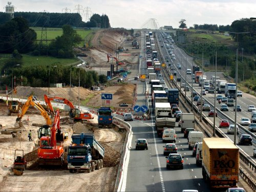 Government will rethink £27bn roads plan because of post-Covid 'changes to travel'