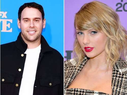 Scooter Braun says Taylor Swift feud is 'not based on anything factual'