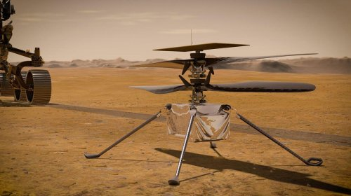 Nasa's Mars helicopter set for first flight: When will it be and how to follow