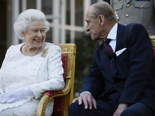 Prince Harry says Queen and Prince Philip were 'most adorable couple'