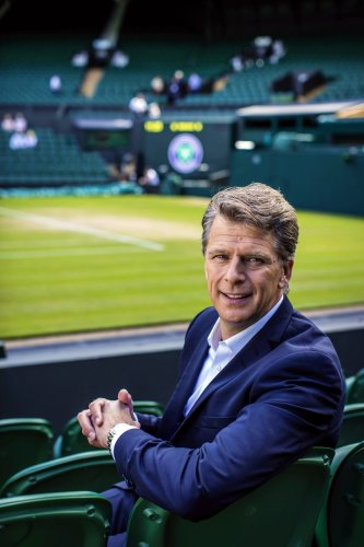 Andrew Castle talks Wimbledon 2021, feeling vulnerable and stepping away from social media
