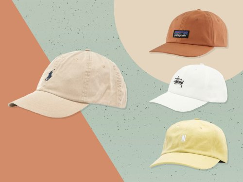 The best baseball caps to sport this summer, from Patagonia to Stüssy