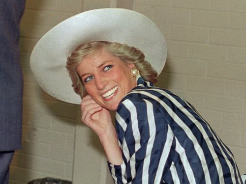 Diana 'spent her evenings eating beans on toast and watching EastEnders', recalls former Red Cross president