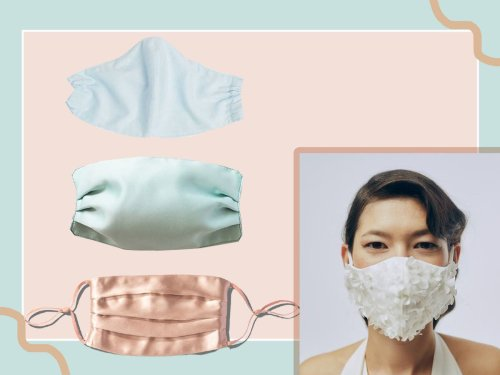 Getting married? These are the wedding face masks to say 'I do' to