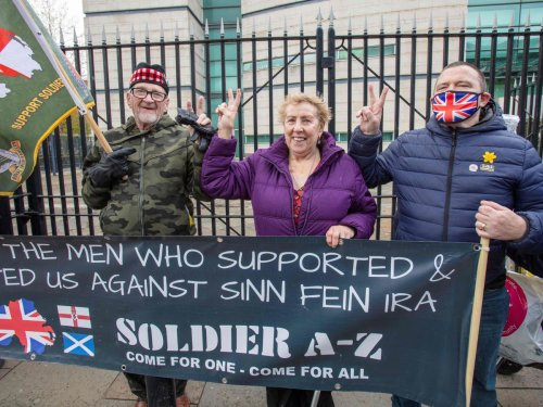 Ministers 'set to block prosecution of Northern Ireland veterans'