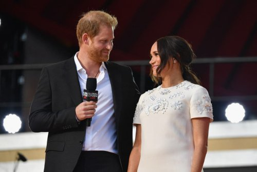 Meghan and Harry reportedly filming Netflix documentary about their work