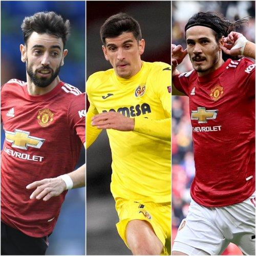 Edinson Cavani and Gerard Moreno give goal threat – Europa League final battles