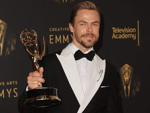 Derek Hough: What did Dancing with the Stars choreographer win an Emmy for?
