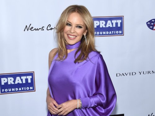 Kylie Minogue says her wine brand started as 'a flight of fancy'