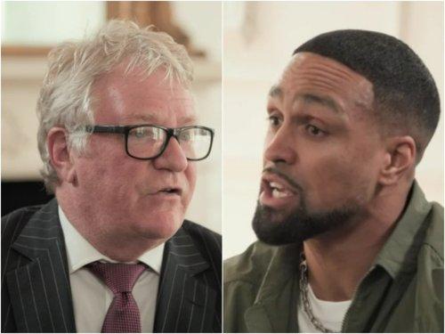 Ashley Banjo challenges Jim Davidson over 'disgusting' Diversity remarks in sit-down interview