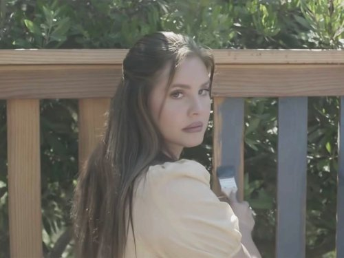 Blue Banisters contains a revelation that colours all of Lana Del Rey's work – review