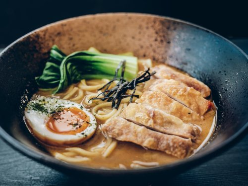 A Japanese menu to get you in the spirit for the Tokyo 2020 Olympics