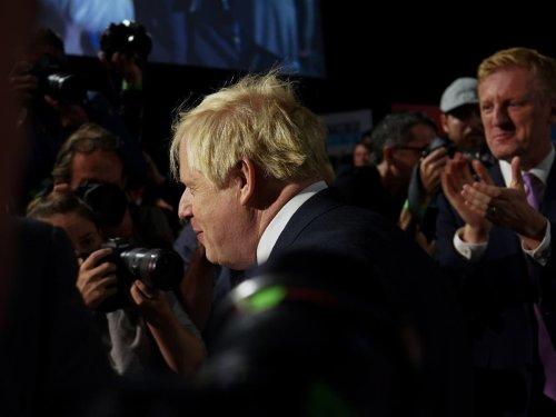 Tory ratings on economy nosedive - follow Boris Johnson news live
