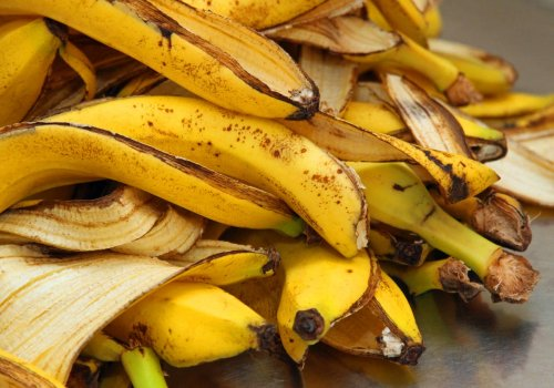 You'll never throw banana skins away again after trying these recipes