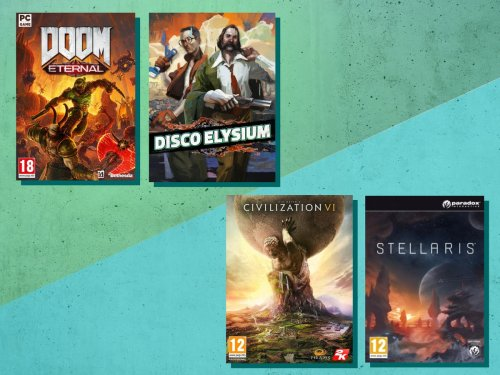 12 best PC games to play right now