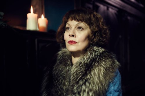Helen McCrory was an extraordinarily eloquent actor who understood the power of silence like few others