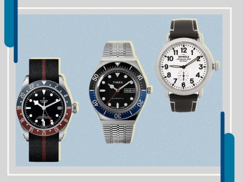8 best men's watches you'll want to show off