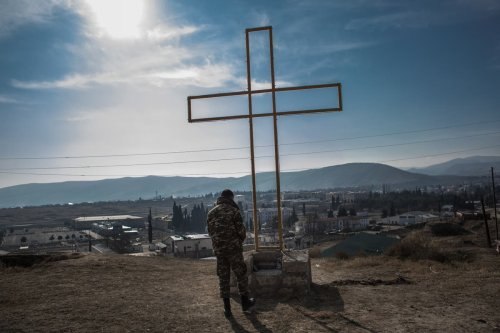 Amid the scars of the 2020 war, Nagorno-Karabakh tries to heal