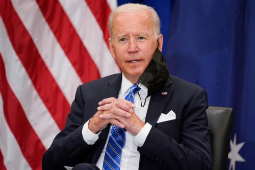 Biden didn't stay long at the UN General Assembly. Republicans are delighted