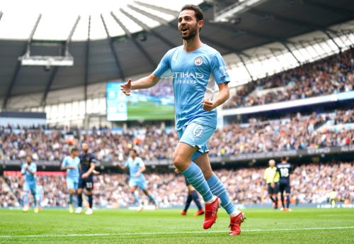 Bernardo Silva looking to kick on after reclaiming Manchester City starting role