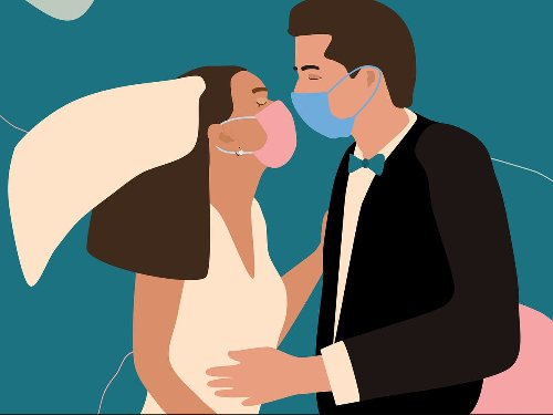 A pandemic and two cancellations have made me ditch my dream of a big wedding