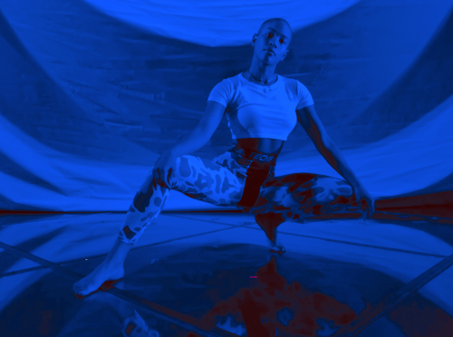 N.E.R.D dancer Mette Towley: 'I physically show up and protest via performance - I tear apart symbols of injustice'