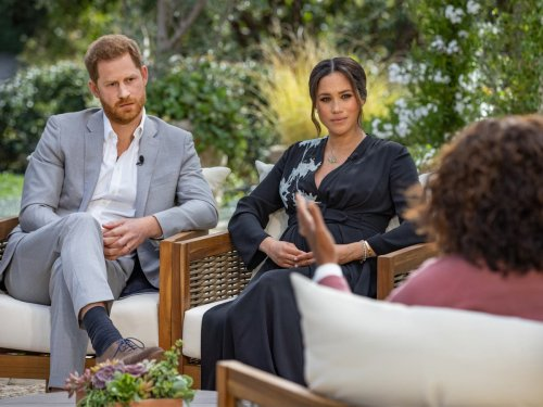 Prince Harry 'agreed to do Oprah Winfrey interview after Queen stripped him of his titles'