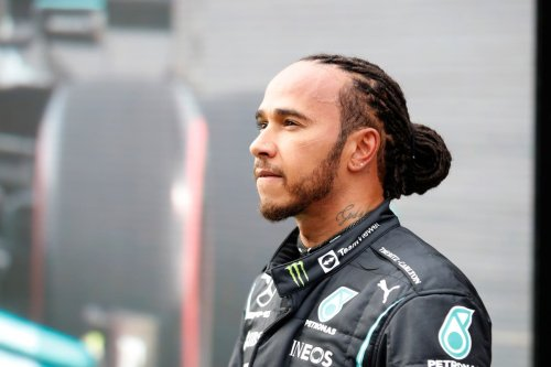 Lewis Hamilton reveals 'short-lived' desire to switch to Ferrari