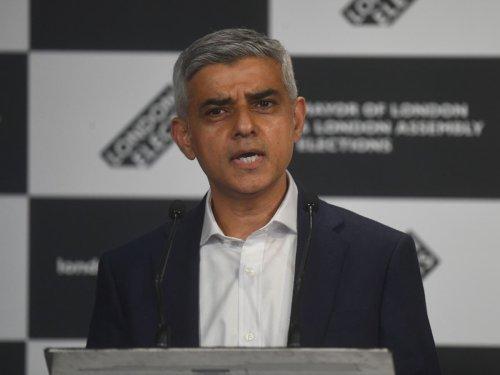 Sadiq Khan wins second term as London mayor as Greens come third